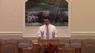 Sunday PM 2/17/19 - I Timothy Study: I Tim. 3: 8-13