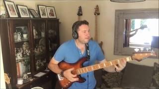 Cort GB99B jazz bass test run Jazz Funk slap Thumb Fingerstyle