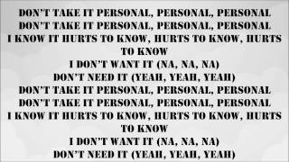 Kehlani - personal (lyrics)