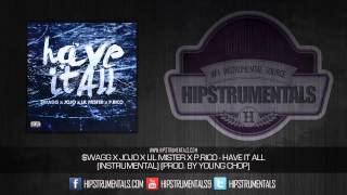 Lil Jojo & $wagg - Have It All [Instrumental] (Prod. By Young Chop) + DOWNLOAD LINK