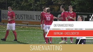 Screenshot van video Samenvatting Berkum - Excelsior'31