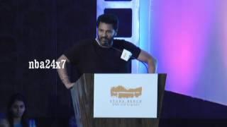 Mercury First Look Launch | Prabhu Deva  | Acted Easily with Karthik Subbaraj   Guidence