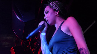 Jinjer - Live Paris 2017