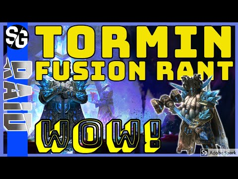 RAID SHADOW LEGENDS | TORMIN FUSION RANT