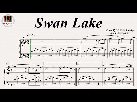 Comment jouer le Lac des Cygnes de Tchaikovsky au piano