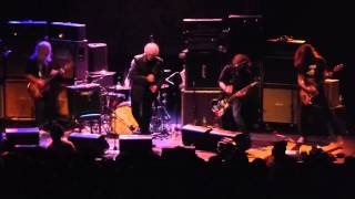 Dinosaur Jr, Crucified, (Iron Cross cover), with Don Fleming, Terminal 5, NYC, 12/1/12