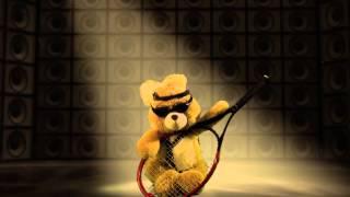 Cute Bunny by Kyneska - Bunny plays Guitar Solo Funny