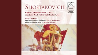 Concerto for piano, trumpet and strings in C minor Op. 35: III. Moderato -