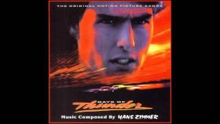 Days Of Thunder Soundtrack - Hans Zimmer - Main Theme.