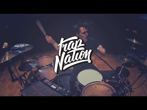 Matt McGuire - Trap Nation Mini Mix (Drum Cover)