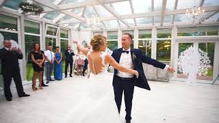 Monika i Sławek - pierwszy taniec weselny