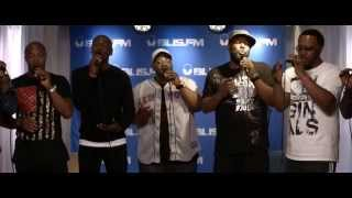 Naturally 7 - Caught In The Moment (Live @ BLIS.FM)
