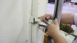 Braço do automático portão basculante - portões de garagem - portão ou automatizadores de portão