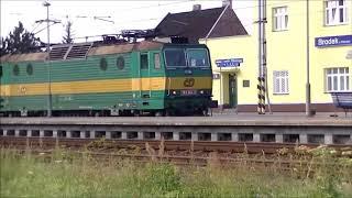 Vlaky - Brodek u Přerova