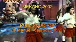 BABA - KELLY KEY - CHEERLEADERS - MEKANO 2002 - ® Manuel Alejandro 2012.avi