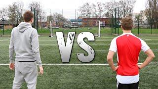 The Ultimate Sunday League Footballer | Vs Miniminter