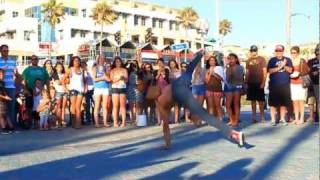 Flares Windmills Break Dancing - Bboy KiKi from Floorworx - Flying Tortillas width=