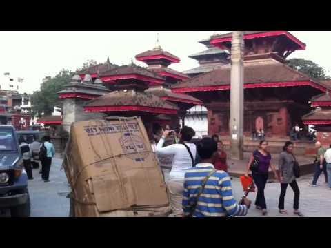 India por cuatro duros. Día 20. Katmandú