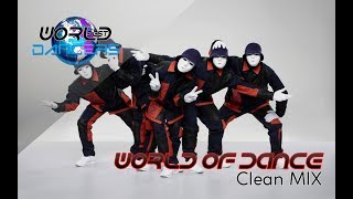 JABBAWOCKEEZ - World of Dance | CLEAN MIX