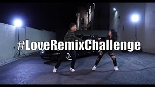 '#Forever (my Love)' Silk the Prince Dance| Prodigy Dance Crew | #LoveRemixChallenge #loveremix