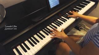 Cinderella (2015) - Lavender's Blue - Piano Cover & Sheets