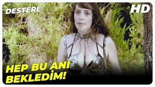 Destere | Hasibe Bacı, Komutanı Ormanda Kıstırdı! | Türk Komedi Filmi