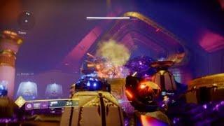 Destiny 2 Calus vs Rei dos Ratos