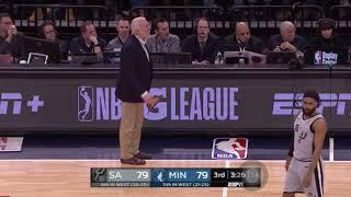 San Antonio Spurs vs Minessota Timberwolves Full Game Hilights- 18/01/2019 NBA Season