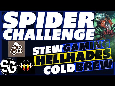RAID SHADOW LEGENDS | SPIDER RARE SPEED TEAM & ALL LEGO SPEED TEAM WITH HELLHADES & COLD BREW GAMING