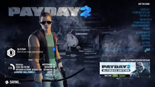 Locke & Load Day 4 Riddle Location - Payday 2 (No Commentary)