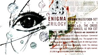 Enigma - Cd Cover Of Enigma Trlogy (1998)