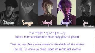 DAY6 - 겨울이 간다 (Goodbye Winter) - Color Coded Lyrics (Han/Rom/Eng/Esp)