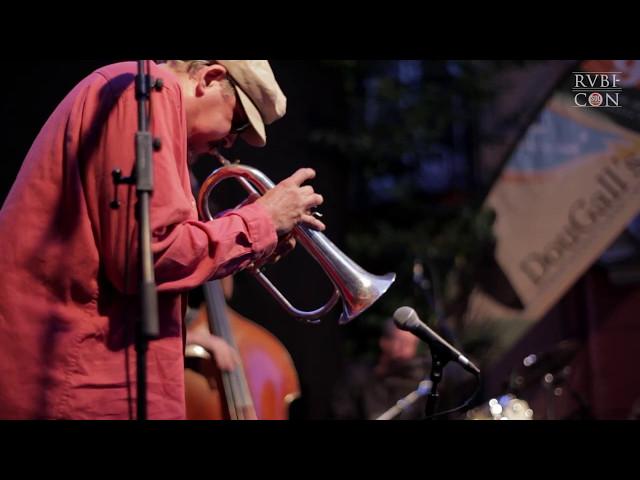 Video en directo de Guillermo McGill junto  a Jerry Gonzalez y Javier Colina - Bésame Mucho