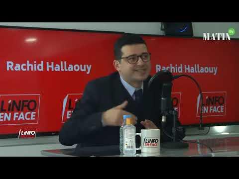 Video : L'Info en Face avec Tarik Sqalli Houssaini