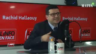 L'Info en Face avec Tarik Sqalli Houssaini