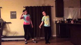 Can't Believe It by T-Pain ft. Lil Wayne choreography