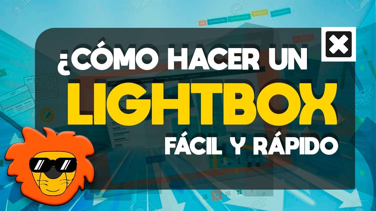 HACER UN LIGHTBOX  |  HTML CSS Y JQUERY