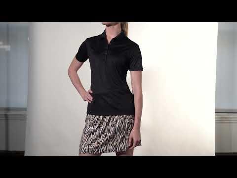 G2F21K304_ML75 Tour Short Sleeve Polo