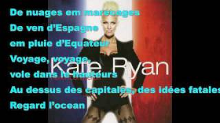 Voyage Voyage - Lyrics (Kate Ryan)