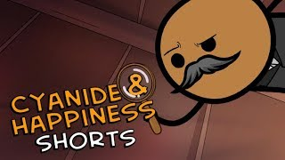 The World's Greatest Detective - Cyanide & Happiness Shorts