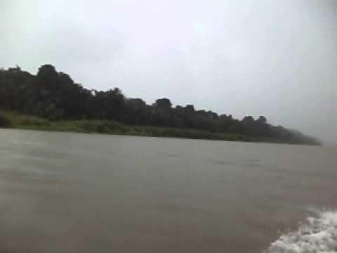 Navegación por el río Indio, Nicaragua