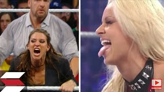 Highlights: WWE Superstars deleted kissing and Sex scenes [HD]