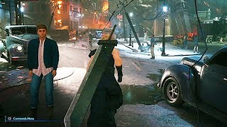 FINAL FANTASY 7 REMAKE 17 Minutes of Gameplay So Far (PS4 JRPG 2020) FF7 Remake Gameplay Trailers
