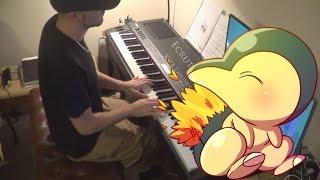 Pokemon Gold/Silver - Ecruteak City for Piano Solo!