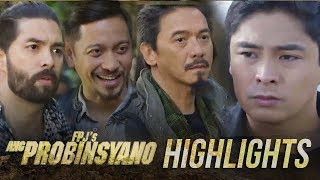 FPJ's Ang Probinsyano: Homer joins Baldo and Tanggol in hunting Cardo