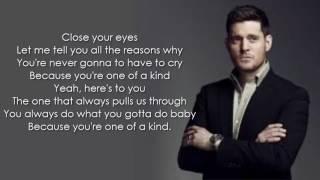 Michael Buble - Close Your Eyes (Lyrics)