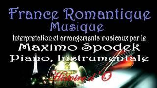 HISTOIRE d'O, MUSIQUE DU FILM, PIANO ET ORCHESTRE ARRANGEMENTS