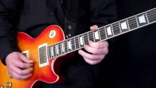 Slash-The Godfather Theme (Guitar Cover)