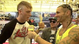 RiFF RaFF w/ Mac Miller & Machine Gun Kelly | Weird Vibes Ep12