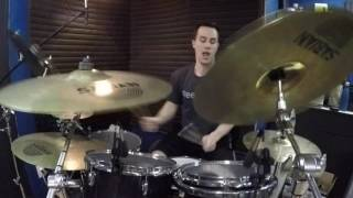 """Lithium"" by Evanescence Drum Cover"